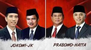 Calon Presiden Dan wakil Presiden RI 2014-2019
